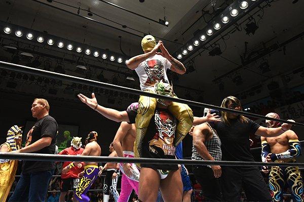 """NJPW: Se anuncia la edición 2018 de """"Fantasticamania"""" 2"""