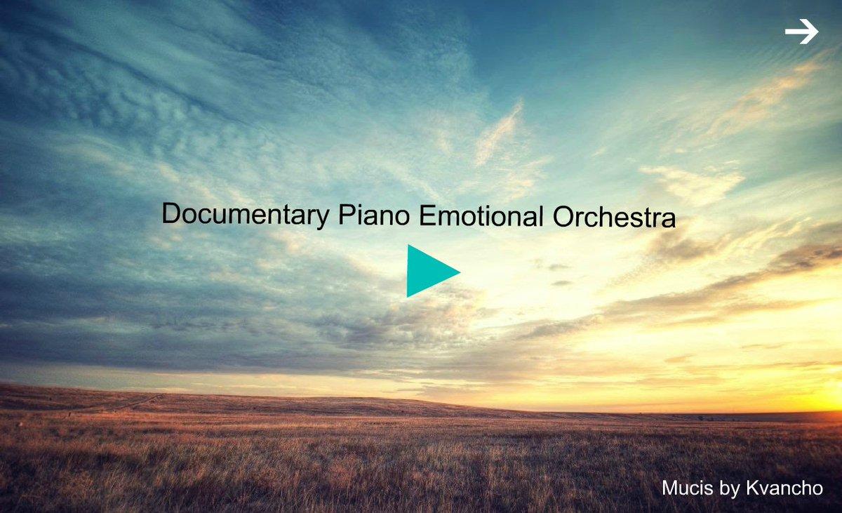 Inspired Piano Dreamy Cinematic Orchestra - 39