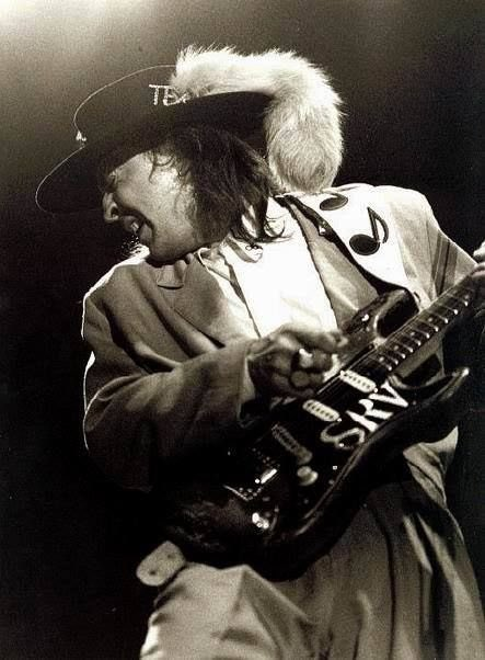 Happy birthday to the greatest guitarist to ever come out of Texas, Stevie Ray Vaughan.