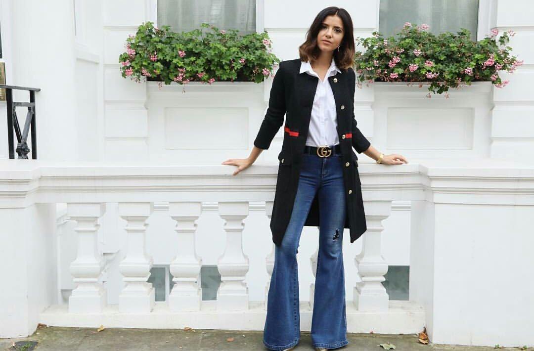 Coat goalssssss 😍❤️🖤❤️ Coat @lucys_boutique  Shirt @ZARA   Jeans @MissSixtyStyle  Belt @gucci  Shoes @OfficeShoes https://t.co/cxjFDcbVj2