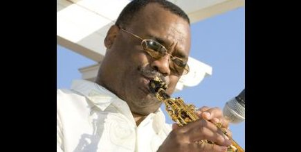 """Happy Birthday to jazz, blues and funk saxophonist Ronald Wayne \""""Ronnie\"""" Laws (born October 3, 1950)."""