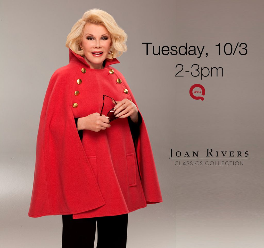 Tune in today at 2pm for great fall fashion looks with David Dangle on @qvc! https://t.co/01nRMC4ziZ