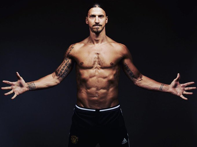 Happy 36th birthday to Zlatan Ibrahimovic!  723 games 420 goals 116 caps  31 trophies Legend of the game.
