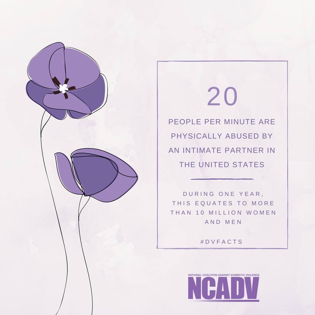 October is Domestic Violence Awareness month. Day 3. #dvfacts #takeastand https://t.co/pDu4IGIy8u