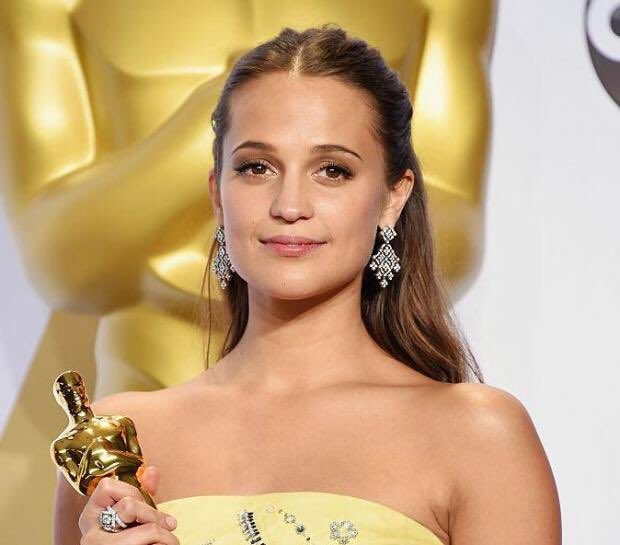 Happy birthday Alicia Vikander - one of our generations true rising stars