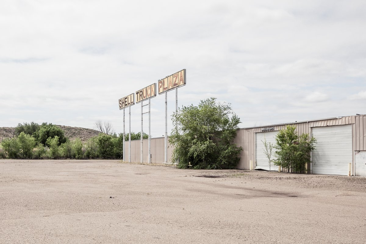 Alexander Dumarey On Twitter Truck Plaza Usa May 2016 An Abandoned Gas Station Just Outside Tucumcari New Mexico Abandoned Urbex