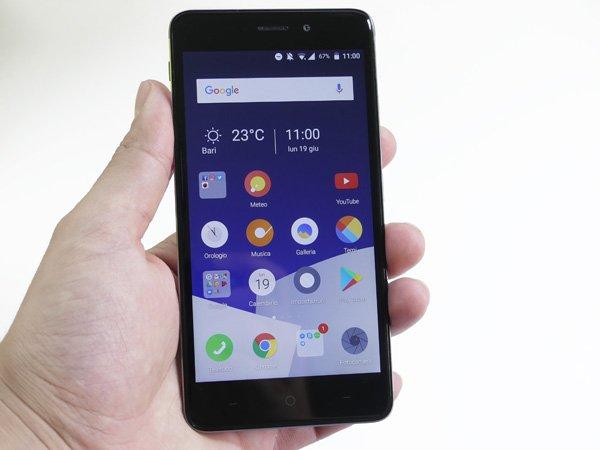 Notebook Italia On Twitter Recensione Dello Smartphone Neffos X1
