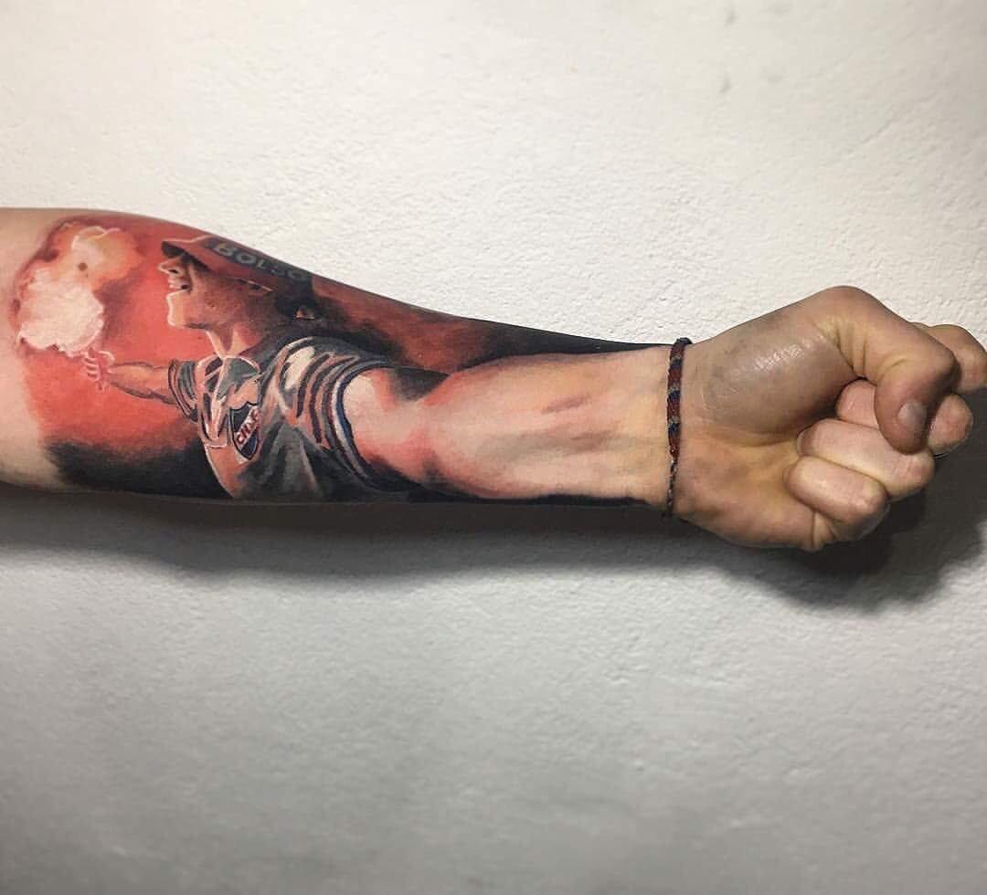 Nacional On Twitter Ya Viste El Mejor Tatuaje Del Mundo Vos
