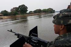 Operação Ágata Pantanal: produtos ilícitos e imigrantes ilegais são barrados em região fronteiriça. https://t.co/J7Ngjf0ABo