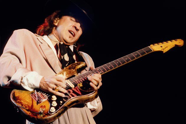 Happy Birthday to Stevie Ray Vaughan, who would have been 63 today!