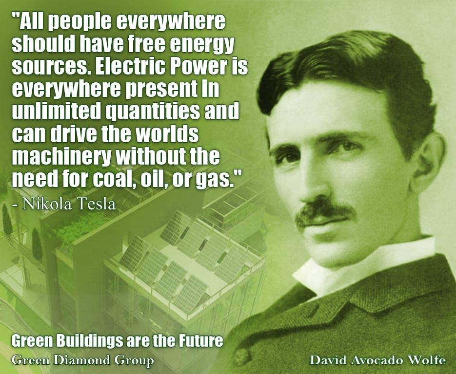 #NikolaTesla has made a comeback.