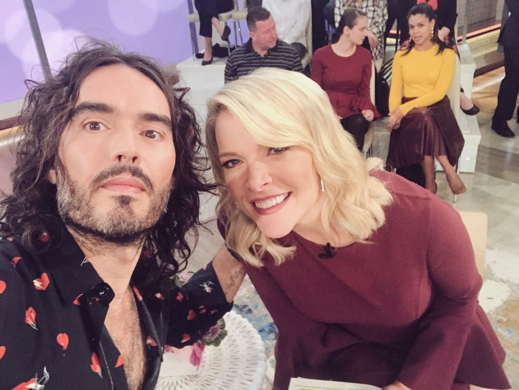 Russell Brand has the most genius hack for handling anger