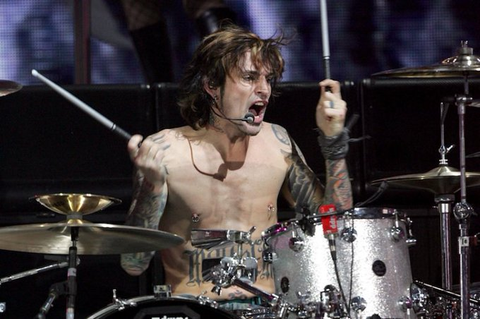 Happy 55th birthday to Tommy Lee!