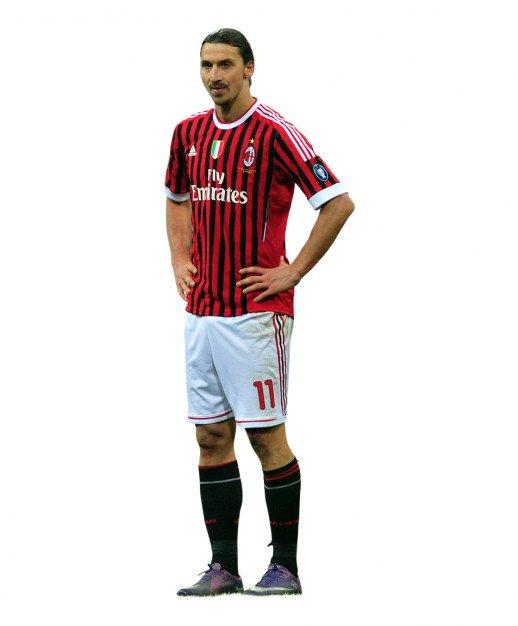 Happy 36th Birthday Zlatan Ibrahimovi