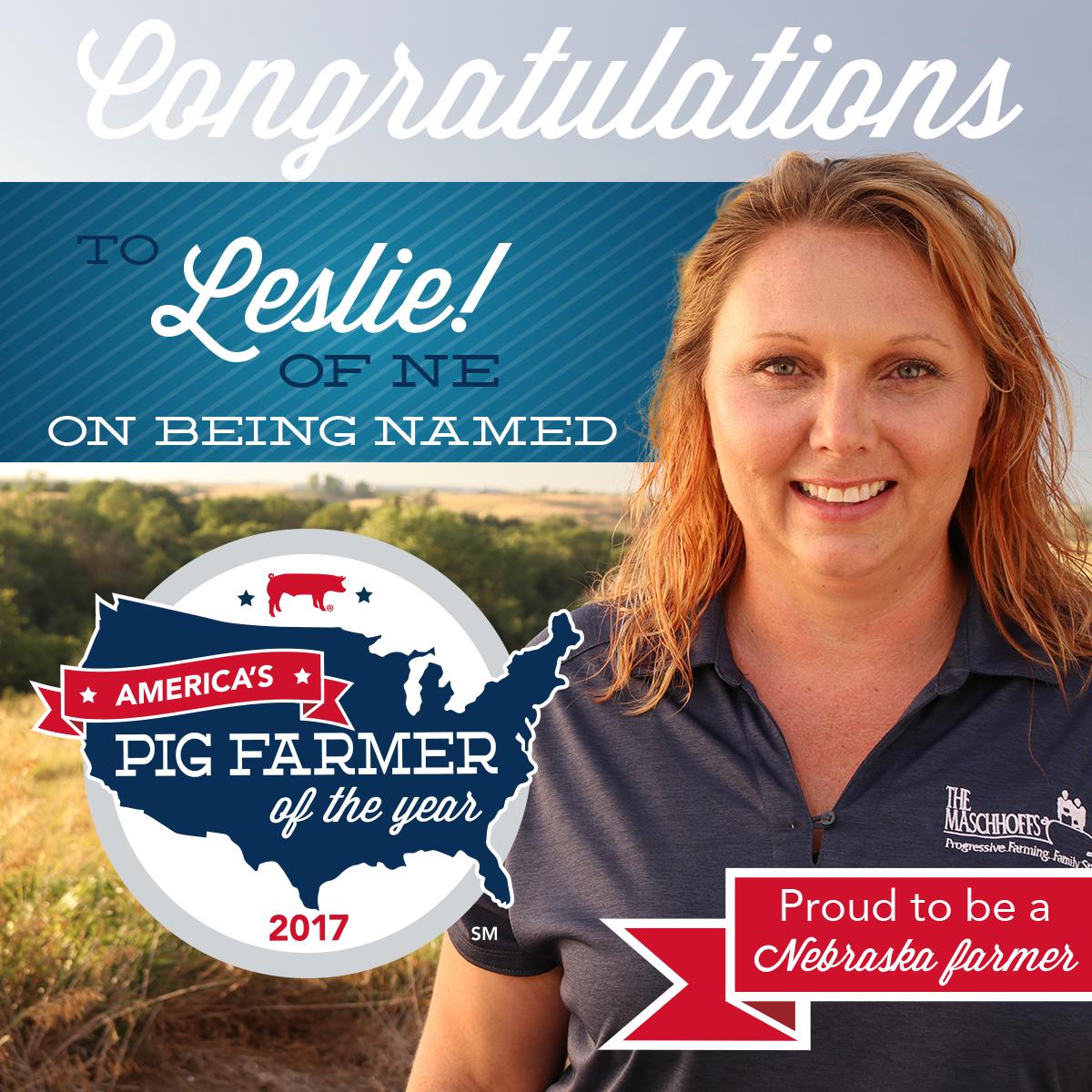 Steve greenberg irvine audit - Nebraska Farmer Named America S Pig Farmer Of The Year The National Pork Board Announced Today That Leslie Mccuiston A Pig Farmer From Columbus Nebraska
