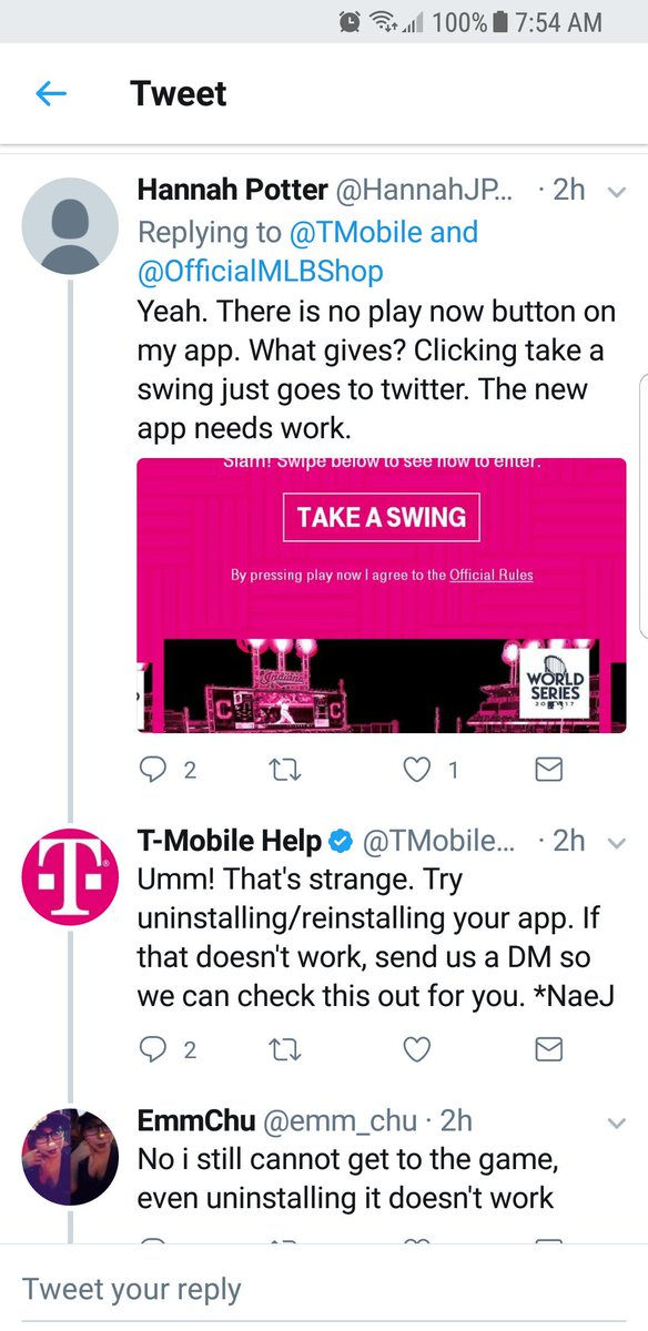 T Mobile My Account App