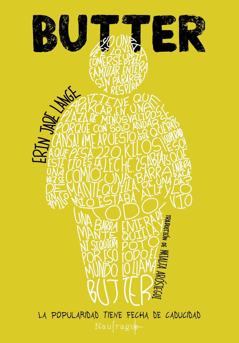 Resultado de imagen de Butter, Erin Jade Lange Naufragio de letras