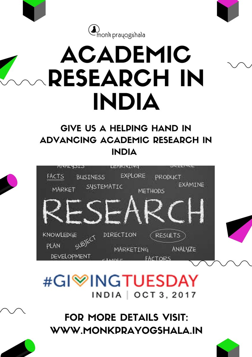 We&#39;ve got the wheels rolling to get #AcademicResearch ahead in India, donate here  https:// buff.ly/2g6Kf9p  &nbsp;   to keep us moving #DaanUtsav<br>http://pic.twitter.com/9x0OrI3z3W