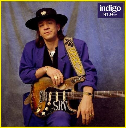 Happy Birthday Stevie Ray Vaughan. Here is to many more years of awesome music