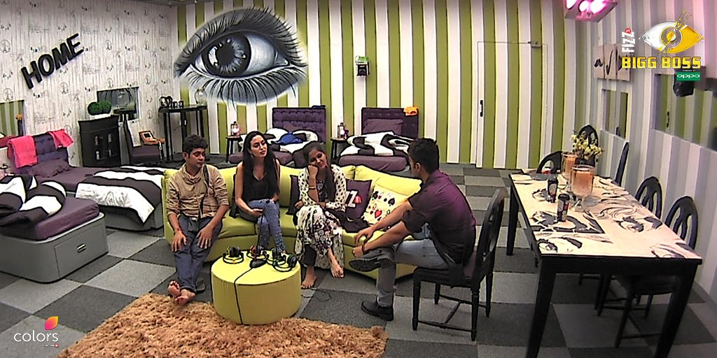 watch bigg boss season 11 3 october 2017 full episode