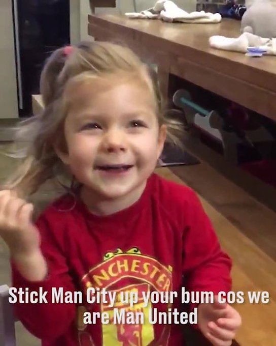This girl knows the Zlatan song off by heart  Happy birthday Zlatan Ibrahimovic!  ... -