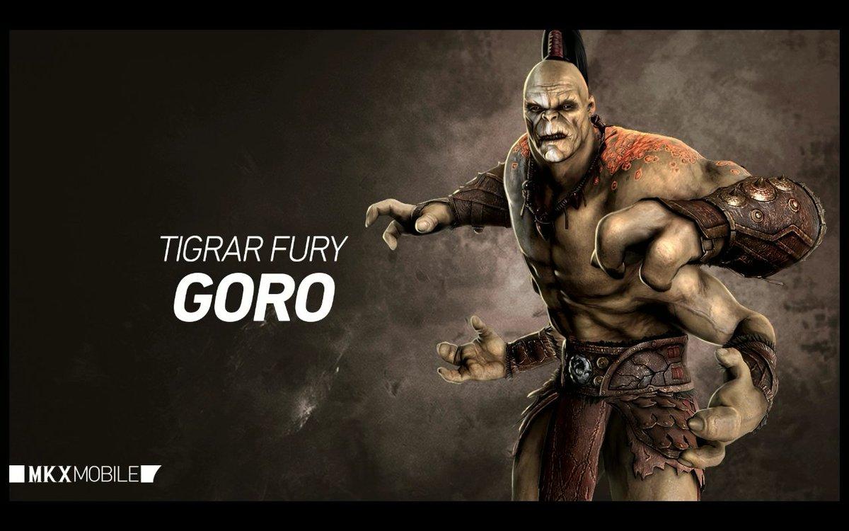 Tigrar fury