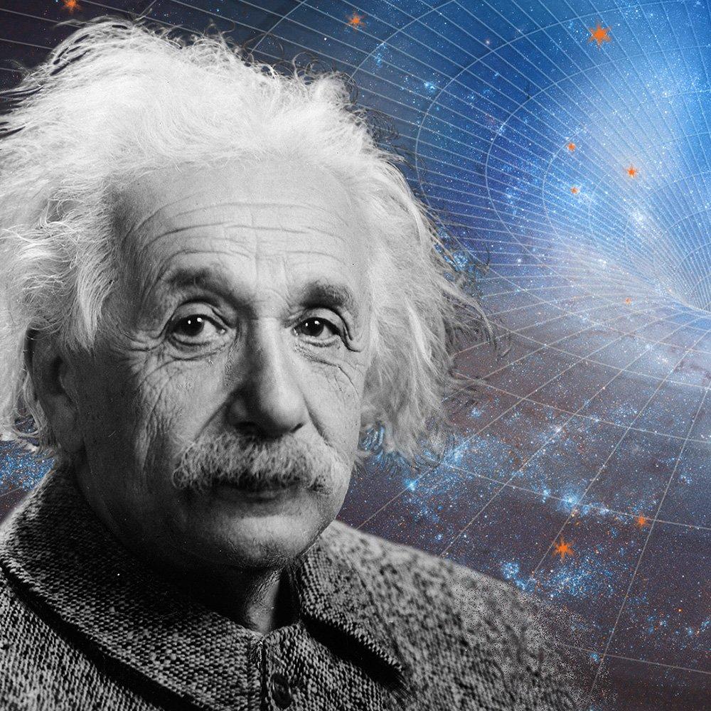 подробный разбор фотографии эйнштейна распространенным
