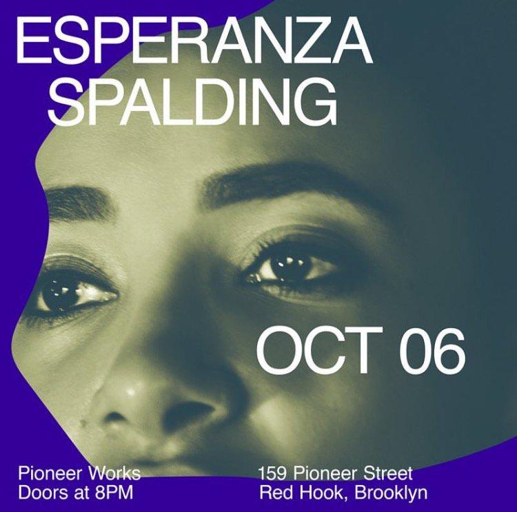 Esperanza Spalding on Twitter: