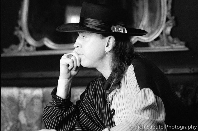Happy Birthday Stevie Ray Vaughan!! Photo by me.