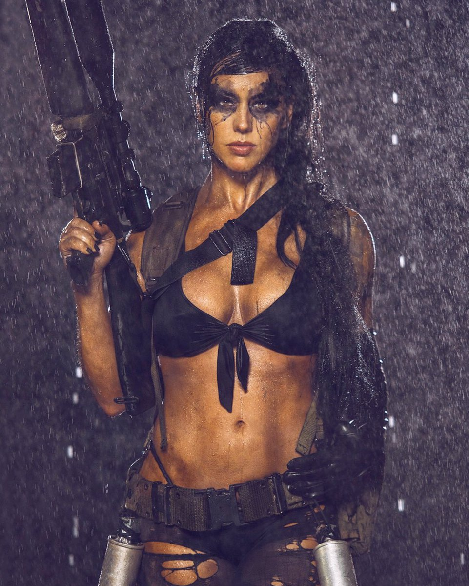 A L E X On Twitter Another Shot From Quiet Mgsv Cosplay