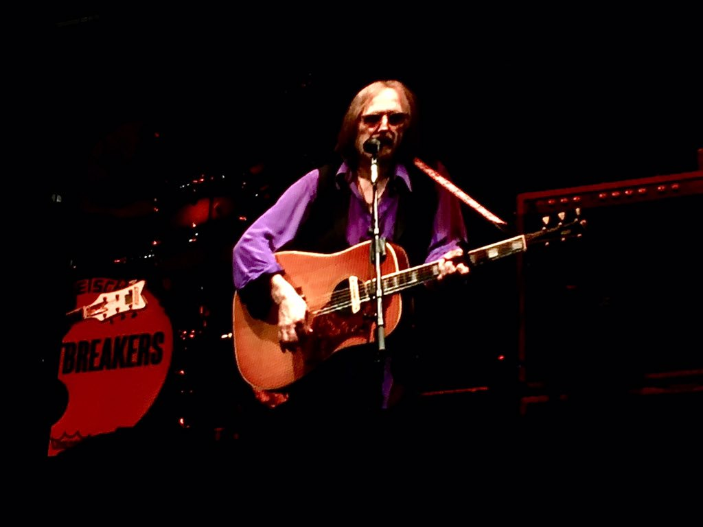 Laura Durno On Twitter So Glad To Have Seen Tom Petty The