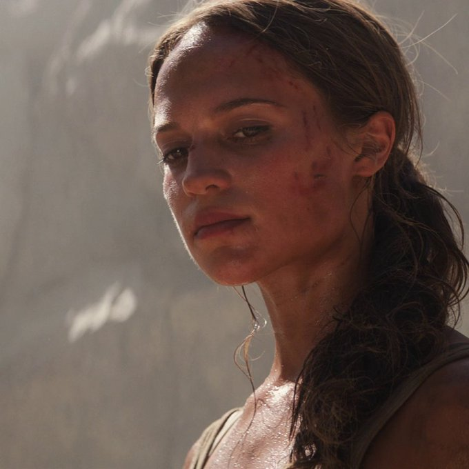 "Happy birthday to our ""latest\"" Alicia Vikander!"