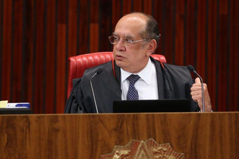 Gilmar Mendes prevê dificuldades com fake news nas eleições de 2018. https://t.co/6DlUmP31gl  📷José Cruz/Arquivo ABr