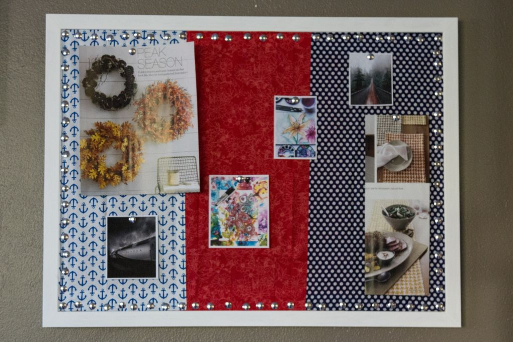 DIY Stylish Fabric Covered Inspiration Cork Board  http:// bit.ly/2smd4VR  &nbsp;   #inspirationboard #corkboard #DIY #DIYhomedecor #stayinspired<br>http://pic.twitter.com/DTRdmBrC7w