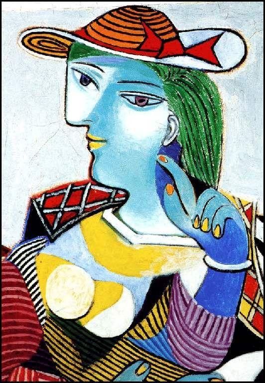 Beautiful Picasso Portrait De Femme Gallery - Joshkrajcik.us ...