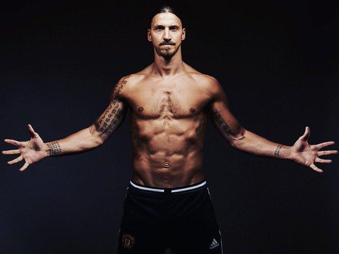 Happy Birthday to Zlatan Ibrahimovic