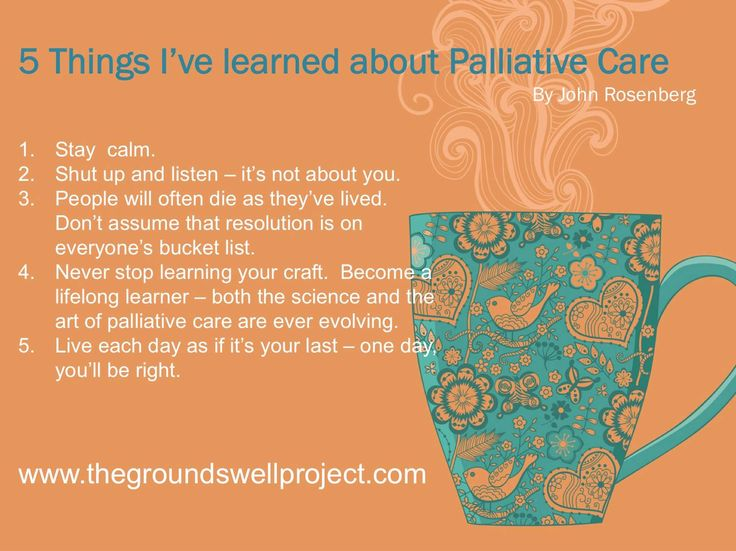 "Hospice Nurse Quotes Best Hospice Toronto On Twitter ""5 Things I've Learned About"
