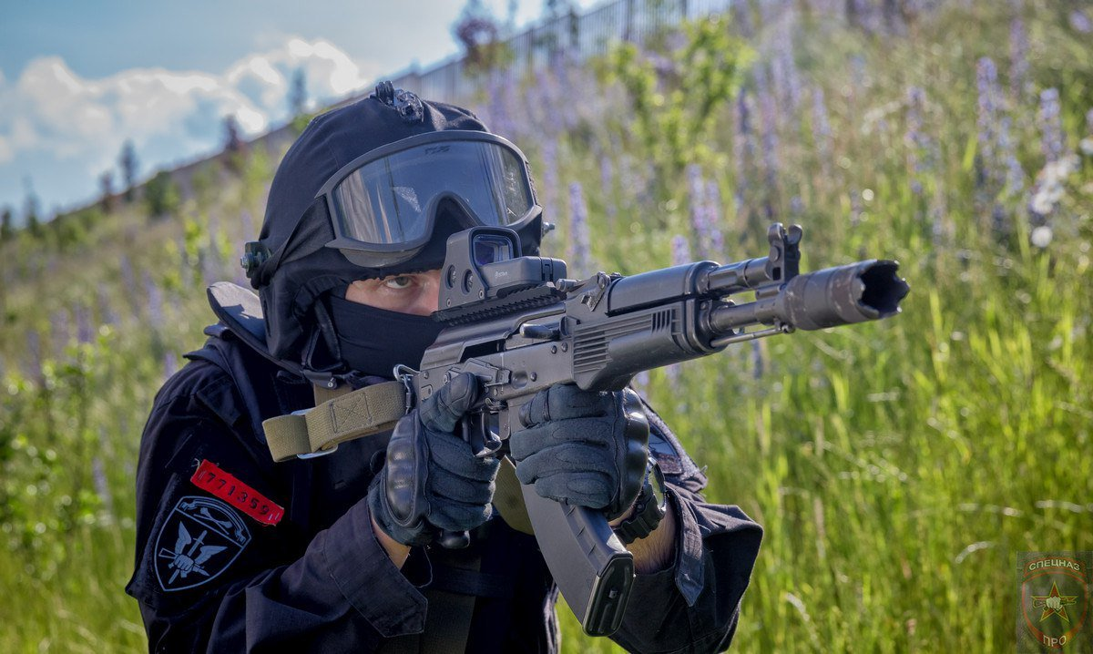 Rosgvardia (National Guard of Russia) Thread - Page 5 DLPg3ugWAAA8SOx
