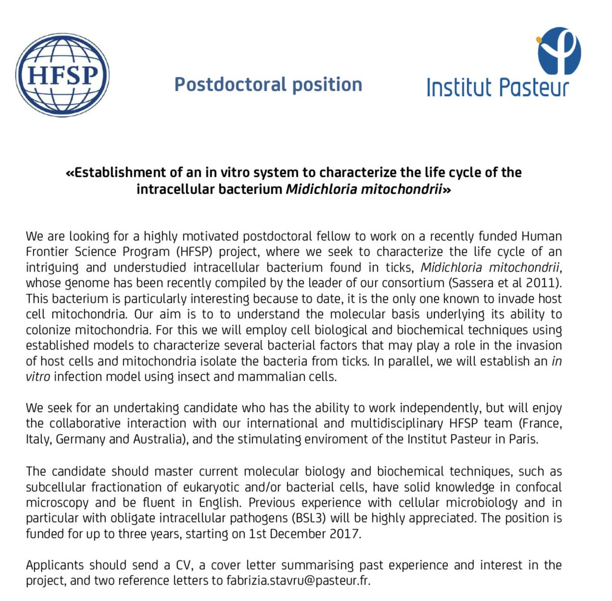 cover letter postdoctoral position biology