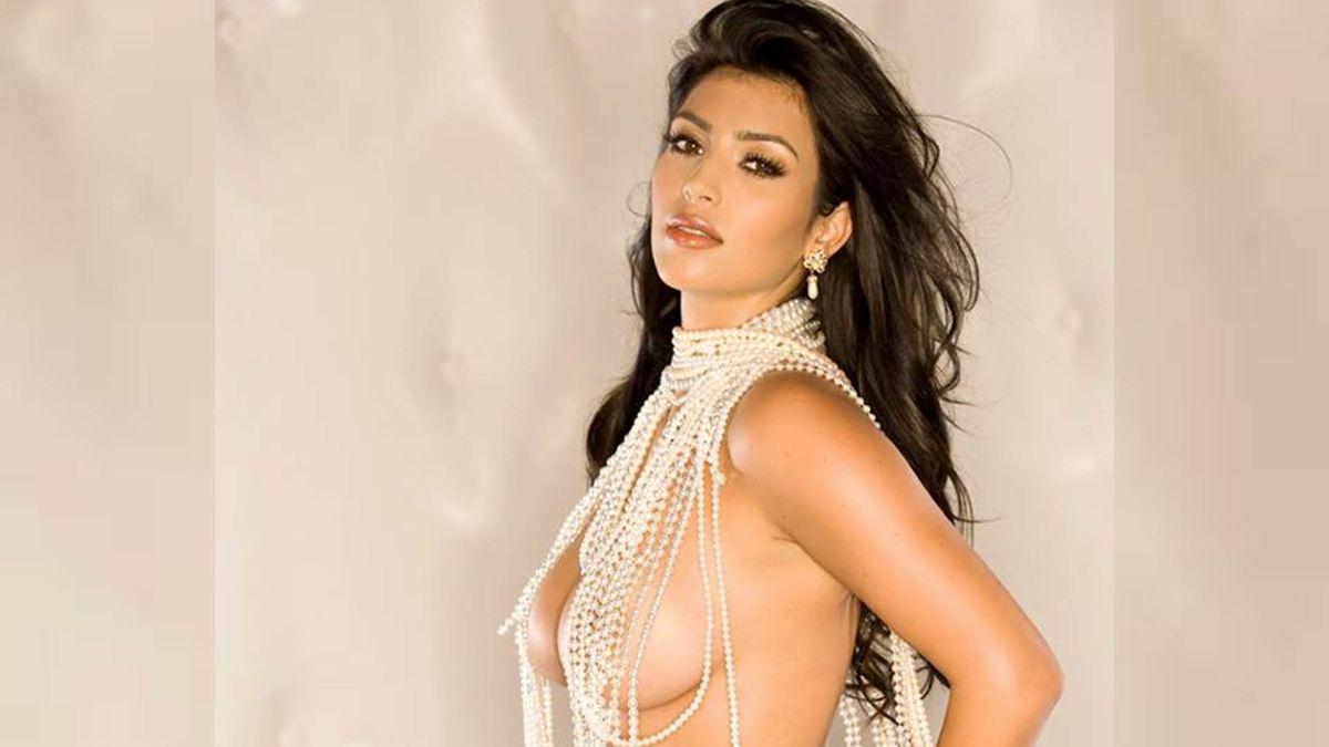 Kim Kardashian Hugh Hefner Kim Kardashian Mostró Desnuda En
