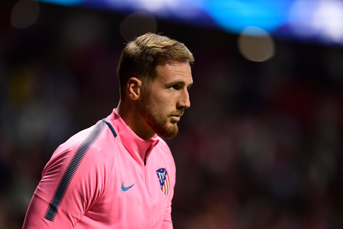 "Squawka Football on Twitter ""Jan Oblak in LaLiga for Atletico"