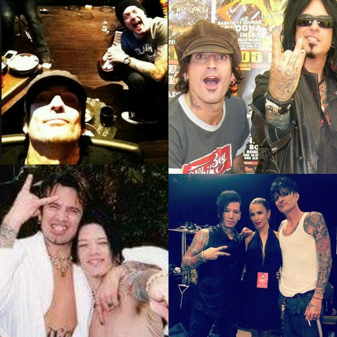 Happy Bday Tommy Lee!
