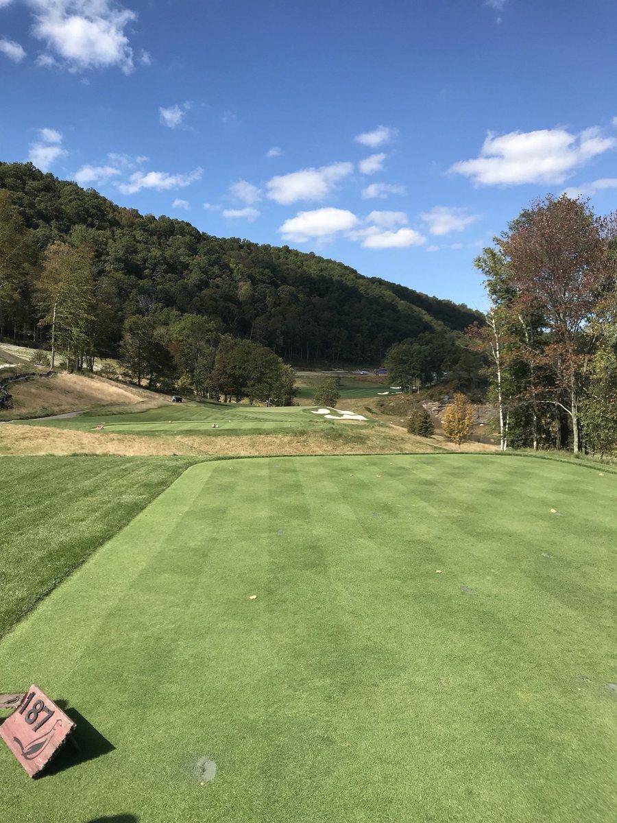 Cory Bradburn On Twitter Silo Ridge Is Spectacular For Early Fall