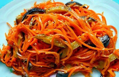 Рецепты салатов и вторых блюд