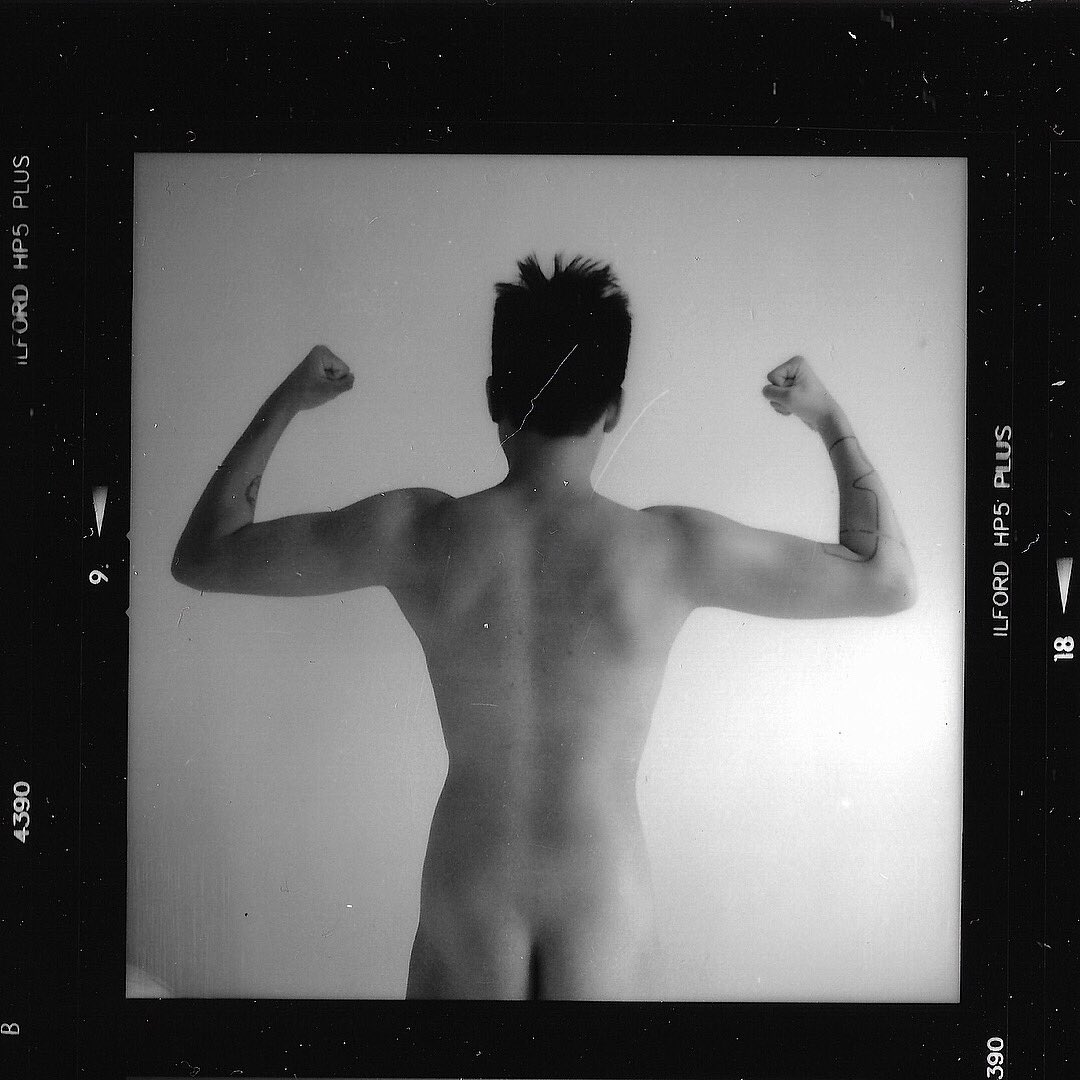 Chella Man On Twitter Dysphoria Shot By Maryv Benoit