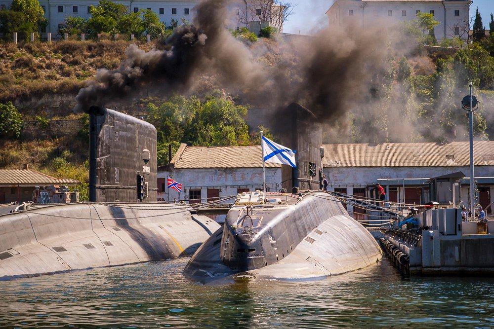 Российские корабли сбивали крылатые ракеты у берегов оккупированного Крыма, – МО РФ - Цензор.НЕТ 320