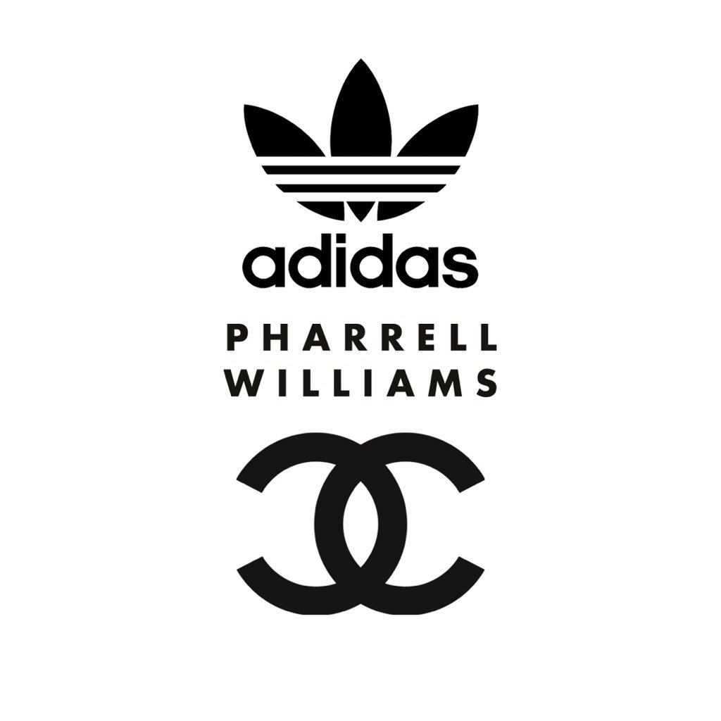 Pharrell x Chanel human race NMD coming
