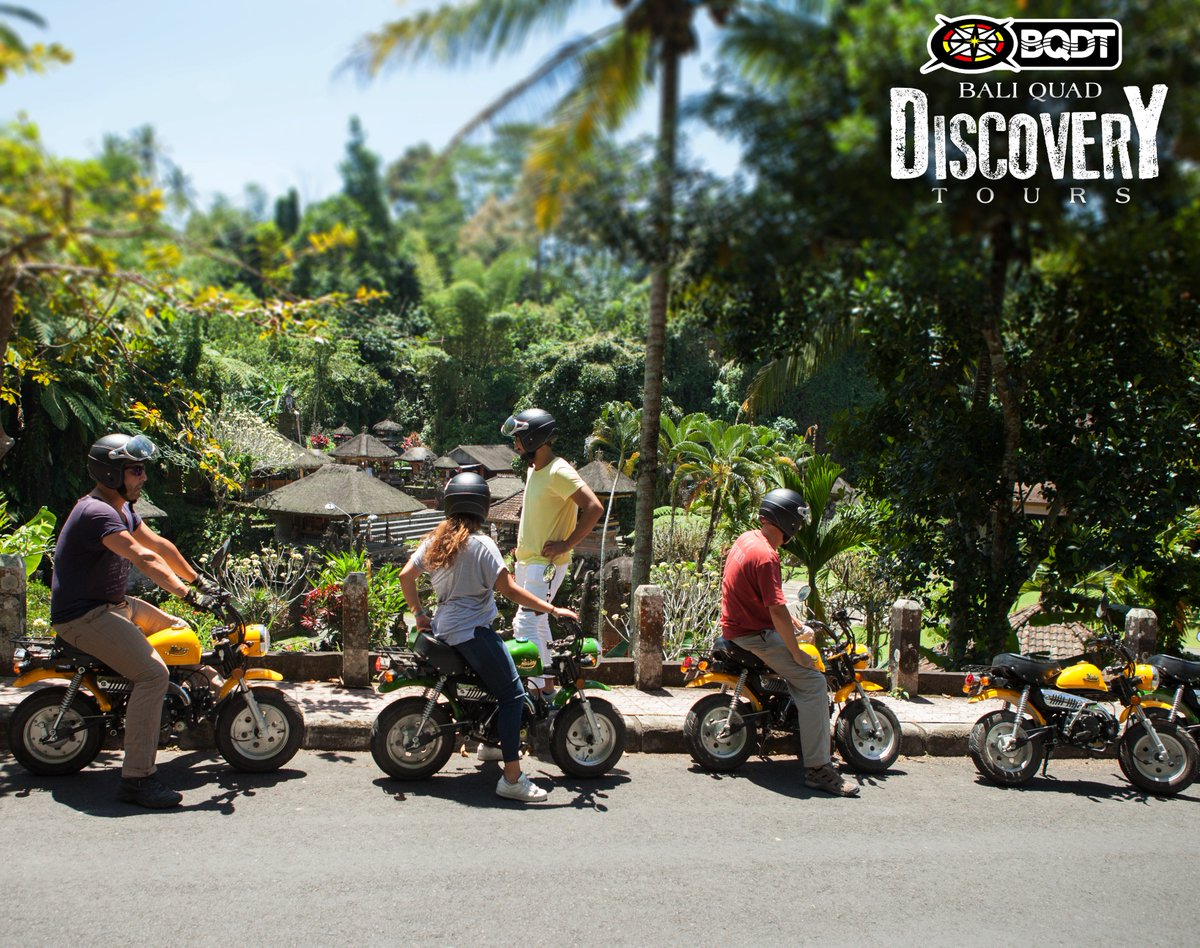 Bali Quad Discovery Tours On Twitter Drive Yourself Into The Heart Tour Transport Of With Our Beautiful Monkey Bike Monkeybike Ubud Payangan