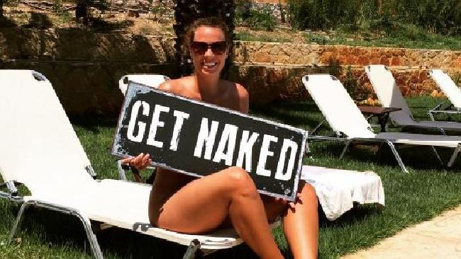Nudist couple Nude Cruises
