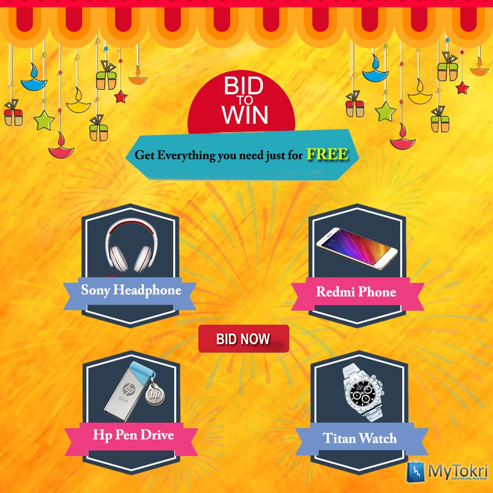 Bid &amp; #WinGame ~ Bid for and win amazing Gifts like #SonyHeadphones, #RemiPhones, #PenDrives, and lots more -  http:// bit.ly/Bid2WinGame  &nbsp;  <br>http://pic.twitter.com/UIRQFZXpci
